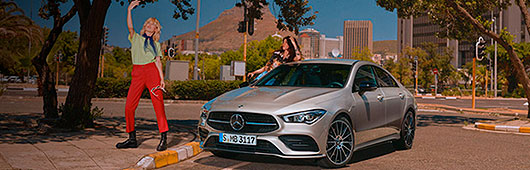 Clase CLA Coupé Mercedes-Benz