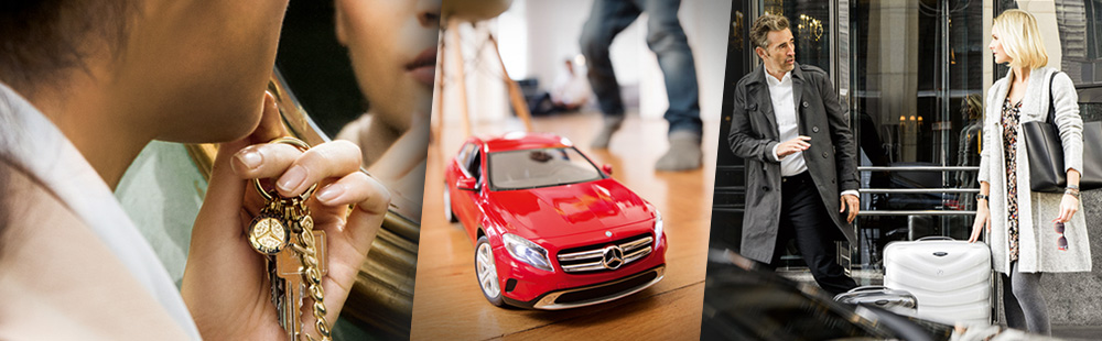 Boutique Online Mercedes Benz