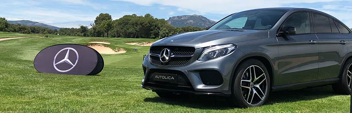 Torneo golf Mercedes Trophy 2018