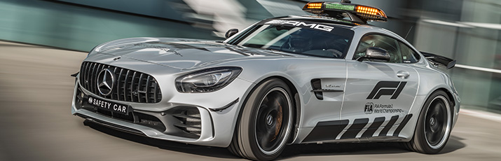 Amg Safety car