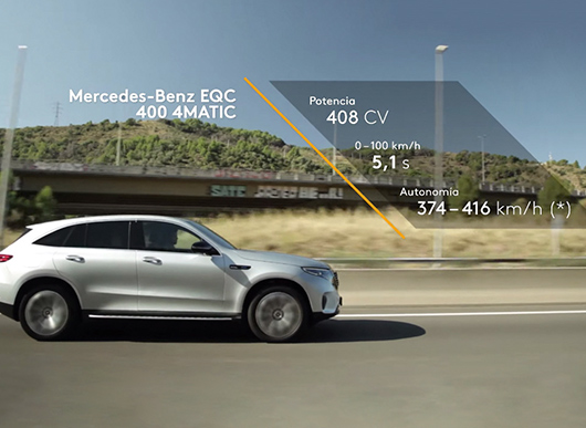 Vídeo test Mercedes-Benz EQC 2019