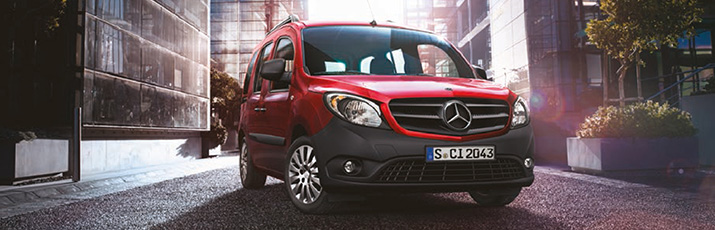 Citan 109 CDI Tourer Select